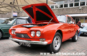 1968 Reliant Scimitar Coupe SE4B