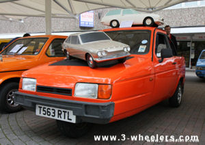1999 Reliant (Robin) Giant SLX Pickup