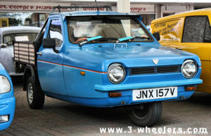 1979 Reliant Robin Pickup