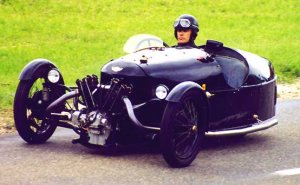 Morgan Super Sports Aer