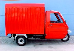 Trio Delivery Van