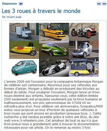 MSN Autos (French)