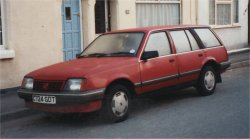 Vauxhall Cavalier Estate 1.6