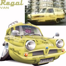 Reliant Regal