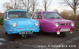 reliant robin youtube