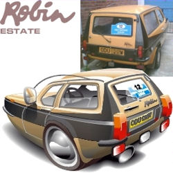 Reliant Robin Estate