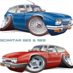 Scimitar SE5 and SE6